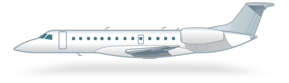 Max Air - Embraer Legacy 600 business jet